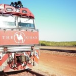 Travelling with The Ghan