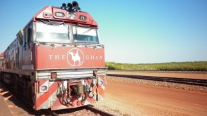 Ter Ontspanning en Inspiratie – Travelling with The Ghan